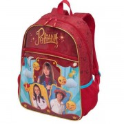 MOCHILA PACIFIC G AS AVENTURAS DE POLIANA - VERMELHA