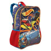 Mochila Sestini Grande Hot Wheels 19m
