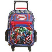 Mochilete Dmd G Avengers Polinylon Com Rodinhas 360°