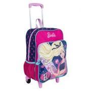 Mochilete G Com Bolso Sestini Barbie 17m Plus
