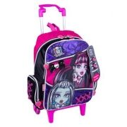 Mochilete M  Sestini Monster High 15z
