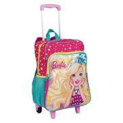 Mochilete Sestini Grande Com Bolso 2 Em 1 Barbie 19m Plus