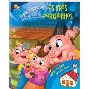 Monte e Brinque: Os Três Porquinhos