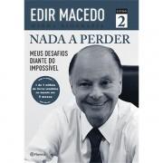 NADA A PERDER - LIVRO 2 MEUS DESAFIOS DIANTE DO IMPOSSIVEL