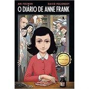 O Diário de Anne Frank Em Quadrinhos - David Polonsky
