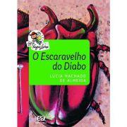 O Escaravelho do Diabo - Série Vaga-lume - Lucia Machado de Almeida