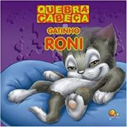 O Gatinho Roni. Quebra-cabeça