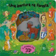 O Mundo Em 3d - Uma Aventura Na Floresta - Libris