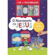 O NASCIMENTO DE JESUS - 4 PERSONAGENS