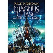 O Navio dos Mortos - Magnus Chase 3 - Rick Riordan