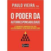 O Poder da Autorresponsabilidade - Paulo Vieira (livro de Bolso)