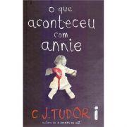 O Que Aconteceu Com Annie - C. J. Tudor