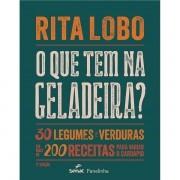 O QUE TEM NA GELADEIRA - RITA LOBO
