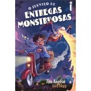 O SERVIÇO DE ENTREGAS MONSTRUOSAS - JIM ANOTSU
