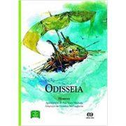 Odisseia - Coleção Tesouro dos Clássicos Juvenil - Homero