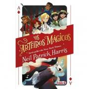 OS ARTEIROS MÁGICOS - NEIL PATRICK HARRIS