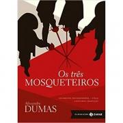 OS TRÊS MOSQUETEIROS: EDIÇÃO BOLSO DE LUXO - ALEXANDRE DUMAS