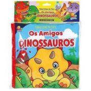 Palavrinhas de Pano Ii: Os Amigos Dinossauros