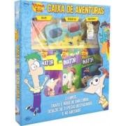 Phineas e Ferb - Caixa de Aventuras