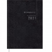 PLANNER EXECUTIVO COSTURADO CAMBRIDGE SET 2021 - 1 UNIDADE