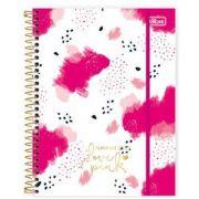 Planner Tilibra Espiral Love Pink 2020