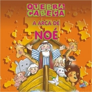 QUEBRA-CABEÇA 30X30  ARCA DE NOE