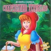 QUEBRA CABEÇA CHAPEUZINHO VERMELHO