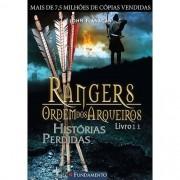 Rangers Ordem dos Arqueiros - Histórias Perdidas - Vol. 11