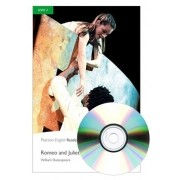 Romeo And Juliet - Level 3 Pack Cd Penguin Readers