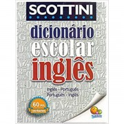 SCOTTINI-DICIONARIO ESCOLAR DE INGLES - 60.000 VB