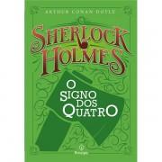 SHERLOCK HOLMES: O SIGNO DOS QUATRO - ARTHUR CONAN DOYLE
