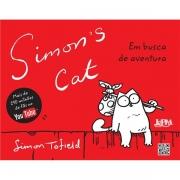 SIMONS'S CAT: EM BUSCA DE AVENTURA - SIMON TOFIELD