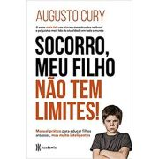 Socorro Meu Filho Nao Tem Limites - Academia -  Augusto Cury