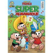 Super Almanaque Turma da Mônica - Mauricio de Sousa