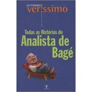 Todas as Histórias do Analista de Bagé   - Objetiva - Veríssimo