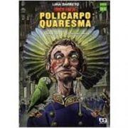 Triste Fim de Policarpo Quaresma - Lima Barreto - Clássicos Brasileiros Em Hq