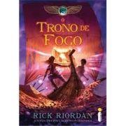 Trono de Fogo - Coleçao As Cronicas dos Kane Volume 2