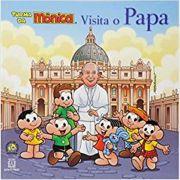 Turma da Mônica Visita O Papa Mancilio Ferdinando