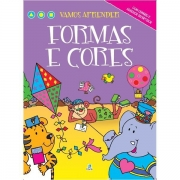 VAMOS APRENDER - FORMAS E CORES