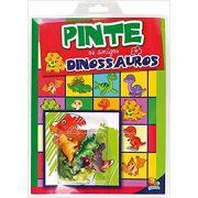Vamos Pintar! Pinte Os Amigos Dinossauros