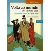 Volta Ao Mundo Em Oitenta Dias - Edicao Bilingue