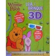 Winnie The Pooh - Leia e Brinque Em 3d