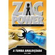 Zac Power 6 - A Tumba Amaldiçoada