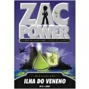 Zac Power - Ilha do Veneno