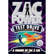 ZAC POWER TEST DRIVE 1 - A VIAGEM DE ZAC A LUA