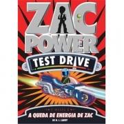 ZAC POWER TEST DRIVE - A QUEDA DE ENERGIA DE ZAC