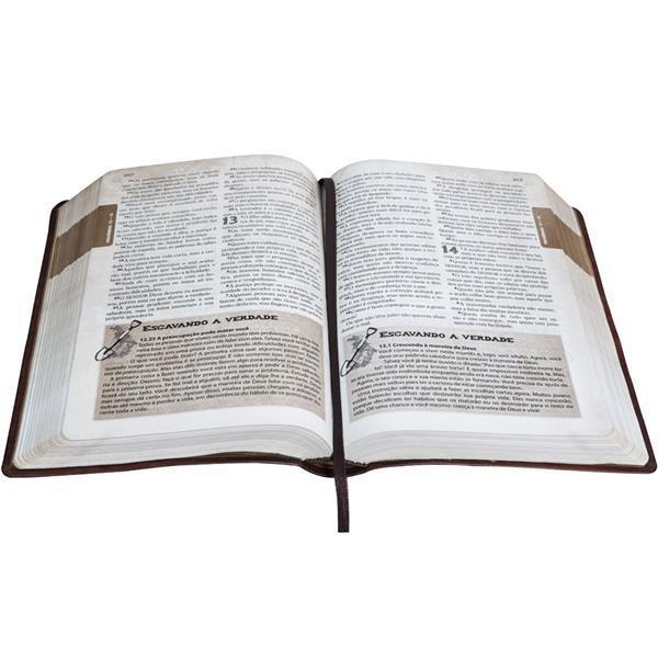 A BÍBLIA DAS DESCOBERTAS PARA ADOLESCENTES
