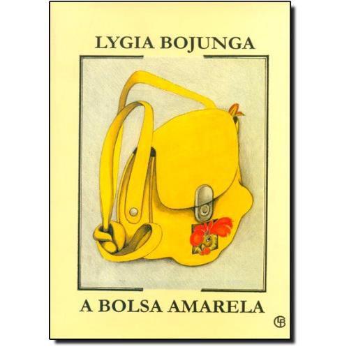 A Bolsa Amarela - Lygia Bojunga