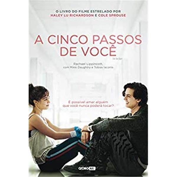 A CINCO PASSOS DE VOCÊ - RACHAEL LIPPINCOTT