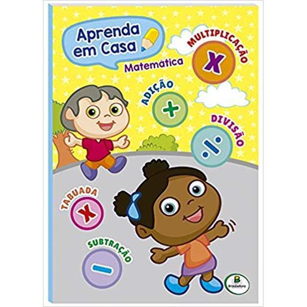 APRENDA EM CASA - MATEMÁTICA